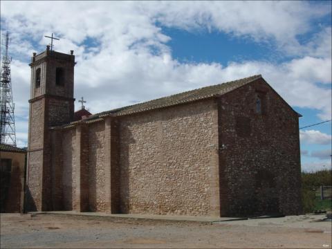 Iglesia de Santiago Beniferri